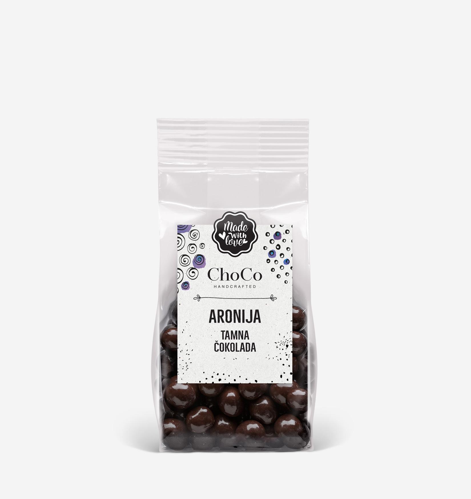 Aronija u tamnoj čokoladi