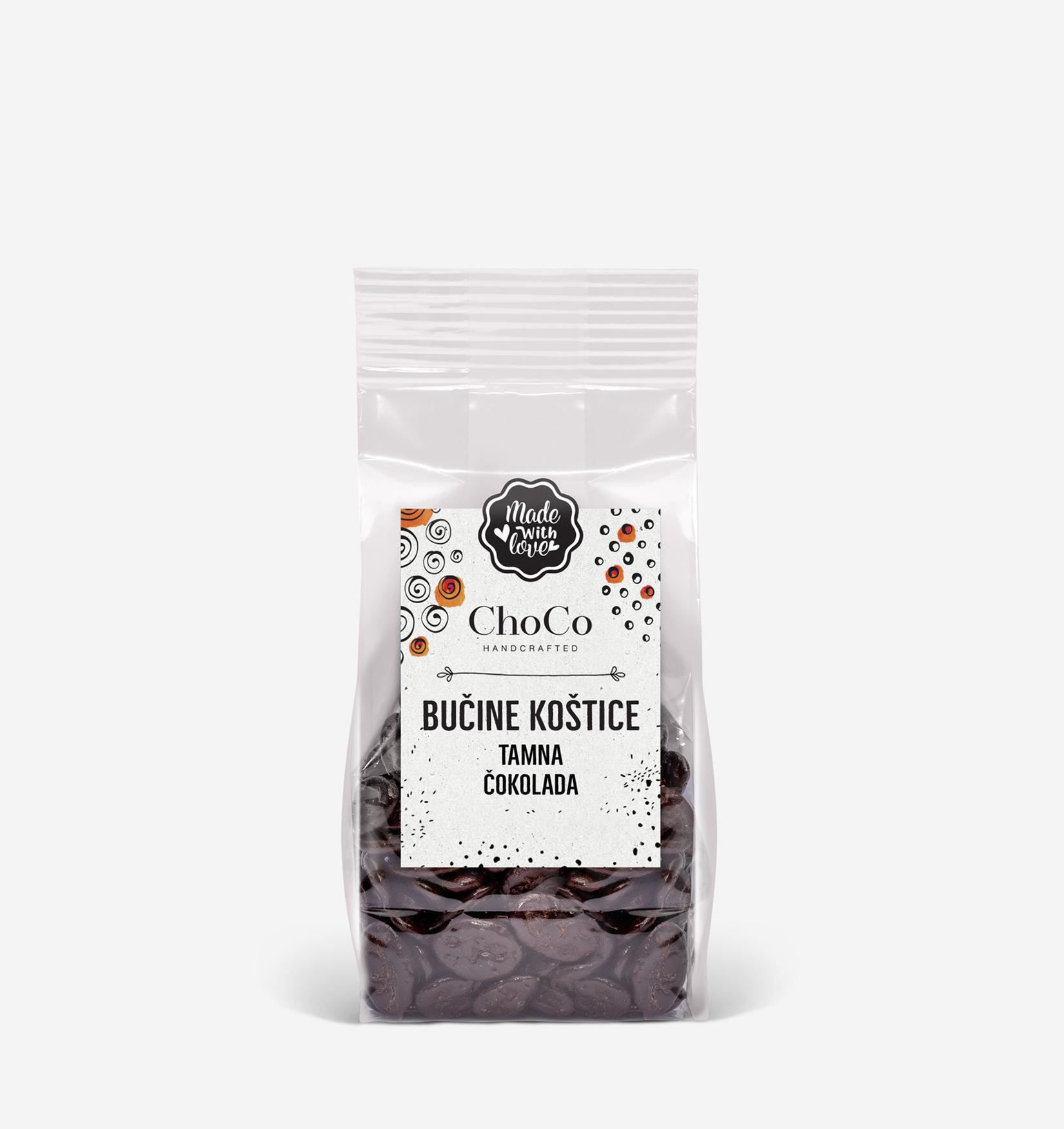Bučine koštice u tamnoj čokoladi
